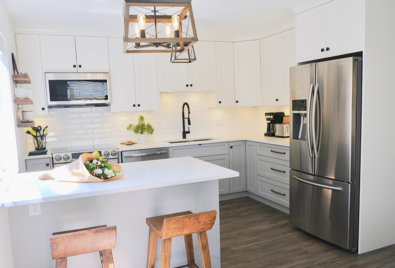 innovative kitchen design in West Chester