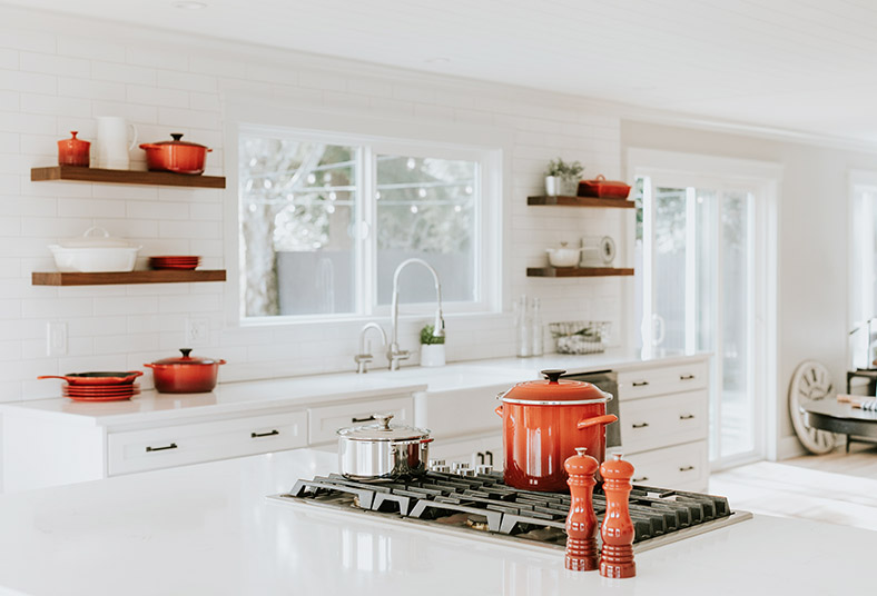 kitchen design and countertop options in Kennett Square
