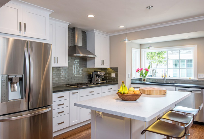 custom kitchen cabinets in West Chester